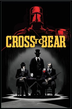 """Cover of """"Cross To Bear"""" from After Shock Comics"""